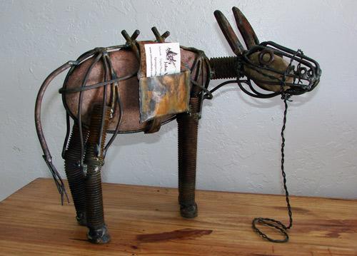 Wilhelms art burro business card holder view full size view slideshow colourmoves Choice Image
